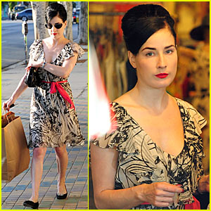 Dita Von Teese is a Golyester Girl