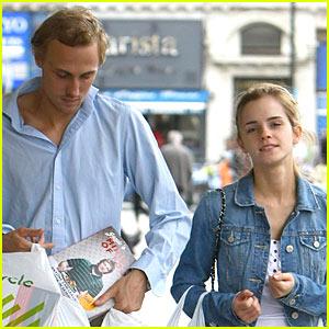 Jay Barrymore: Emma Watson's Boyfriend!