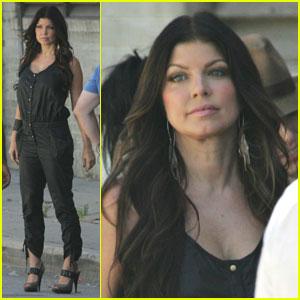 Fergie & The Black Eyed Peas: I Gotta 'Filming'