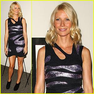 Gwyneth Paltrow is a Champion of Hope