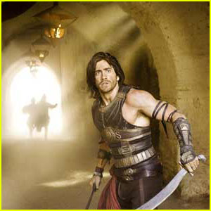 Jake Gyllenhaal: Prince of Persia's First Official Pic!
