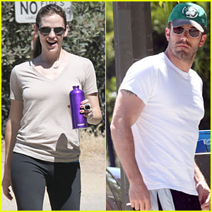 Jennifer Garner: Independence Day Party!