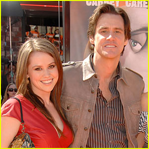 Jim Carrey To Be Grandfather