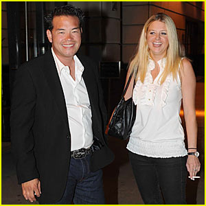 Jon Gosselin Smokes With Star Magazine Editor