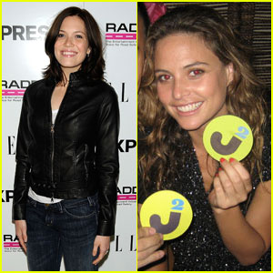 Josie Maran Interview - JustJared.com Exclusive!