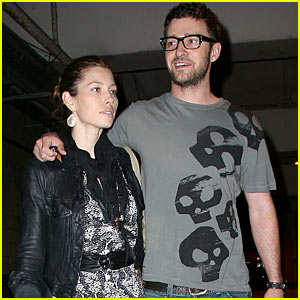 Justin Timberlake & Jessica Biel: Hollywood Bowl Buddies