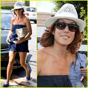 Kate Walsh Has The Orso Munchies