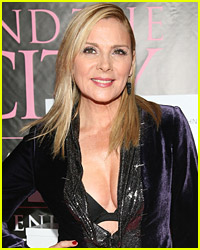 Kim Cattrall Is Back On The Market