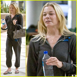 LeAnn Rimes Shares About Her Split