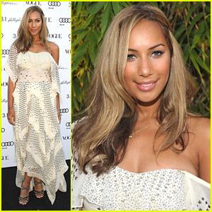 Leona Lewis Is Very Vogue