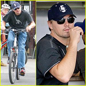 Leonardo DiCaprio: Notting Hill Hottie
