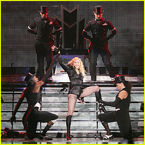 Madonna Tour Stage Collapses, One Dead