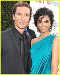 Matthew McConaughey & Camila Alves To Tie The Knot?