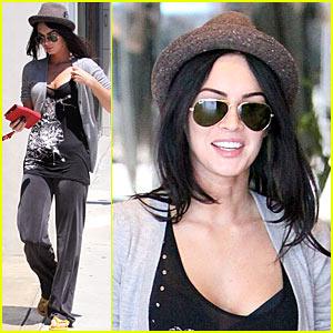 Megan Fox is Fedora Fresh