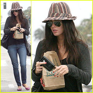 Megan Fox is Pastries Pretty