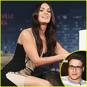 Megan Fox Rejects Seth Rogen