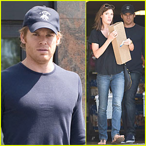 Michael C. Hall & Jennifer Carpenter: Petco Pair