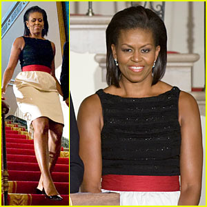 Michelle Obama: Cooperation Among Nations