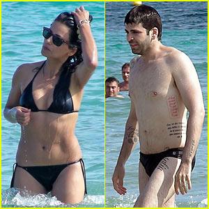 Monica Cruz is a Bikini Babe