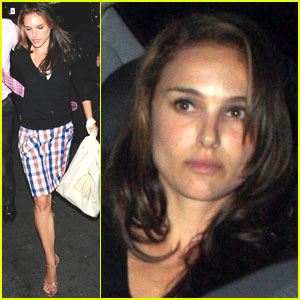 Natalie Portman is Nobu Nice