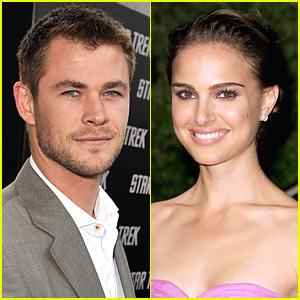Natalie Portman is Thor's Jane Foster