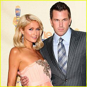 Paris Hilton & Doug Reinhardt Reunite