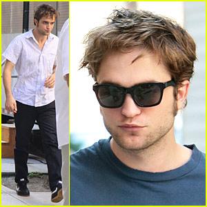 Robert Pattinson Remembers Regis High School