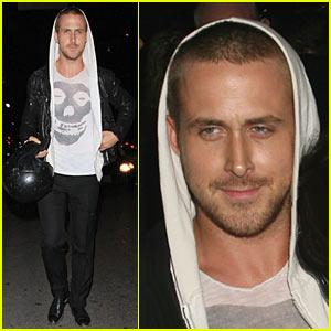 Ryan Gosling is Bardot Brilliant