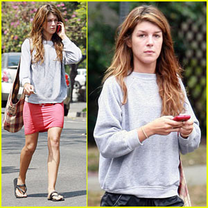 Shenae Grimes: My First TV Talk Show Appearance!