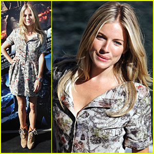 Sienna Miller: Rise of the Press Conference