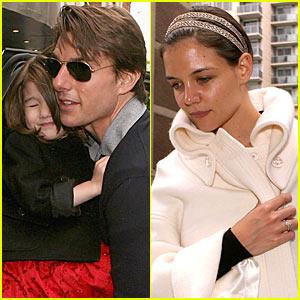 Tom Cruise & Katie Holmes: Jersey Boys Down Under
