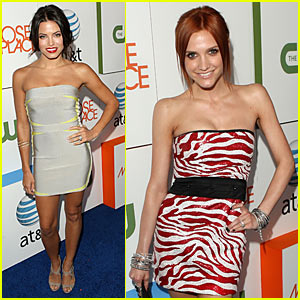 Ashlee Simpson & Jenna Dewan: Melrose Place Pretty