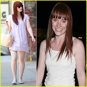 Bryce Dallas Howard is Bangin'