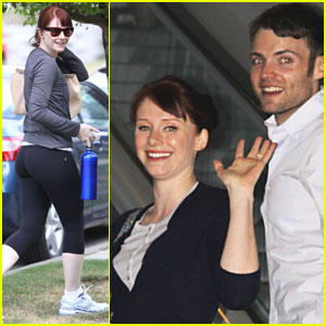 Bryce Dallas Howard Has A Day-Off Date
