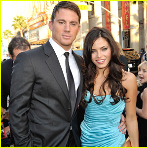 Channing Tatum & Jenna Dewan: Rise Of The Newlyweds