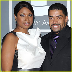 David Otunga Jr. -- Jennifer Hudson's New Son!