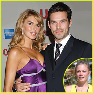 Brandi Glaville: Eddie Cibrian is a Liar and a Cheater