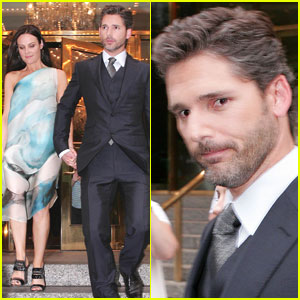 Eric Bana and The Real Traveler's Wife