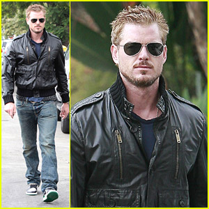 Eric Dane Gets A Boost From Breakfast