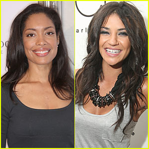 Gina Torres: Gossip Girl's Latest Star!
