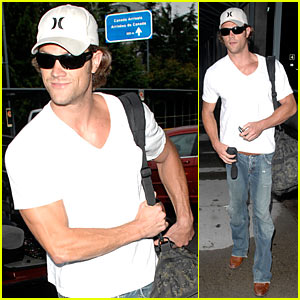 Jared Padalecki: Hurley Hottie!