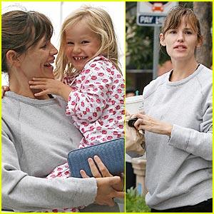 Jennifer Garner Seeks Reese Witherspoon Advice