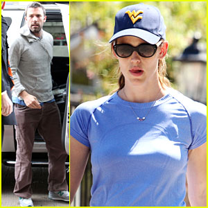 Jennifer Garner: West Virginia Pride! Woo Woo!
