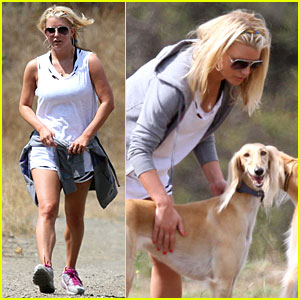 Jessica Simpson: New Puppy Love!