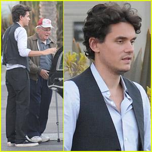 John Mayer Gives Sneak Peeks