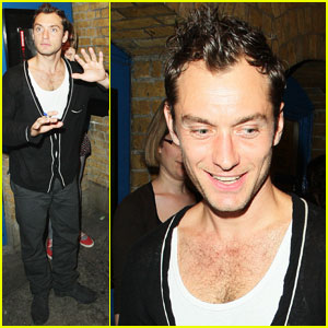 Jude Law Doesn't Want To Be Single