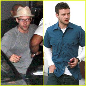 Don't Let Me Down, Justin Timberlake & Leona Lewis!