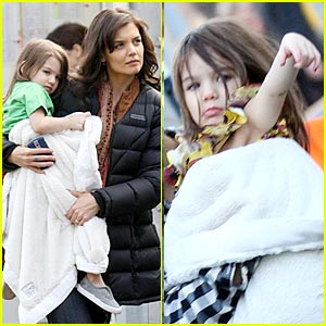 Katie Holmes: Sex and the City Star?