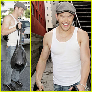 Kellan Lutz: H&M Model?