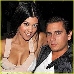 Kourtney Kardashian: Scott Disick is My Baby's Father!